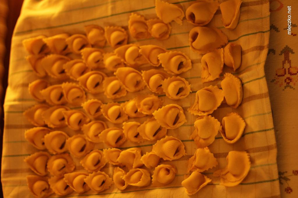 How to prepare cappellacci di zucca?