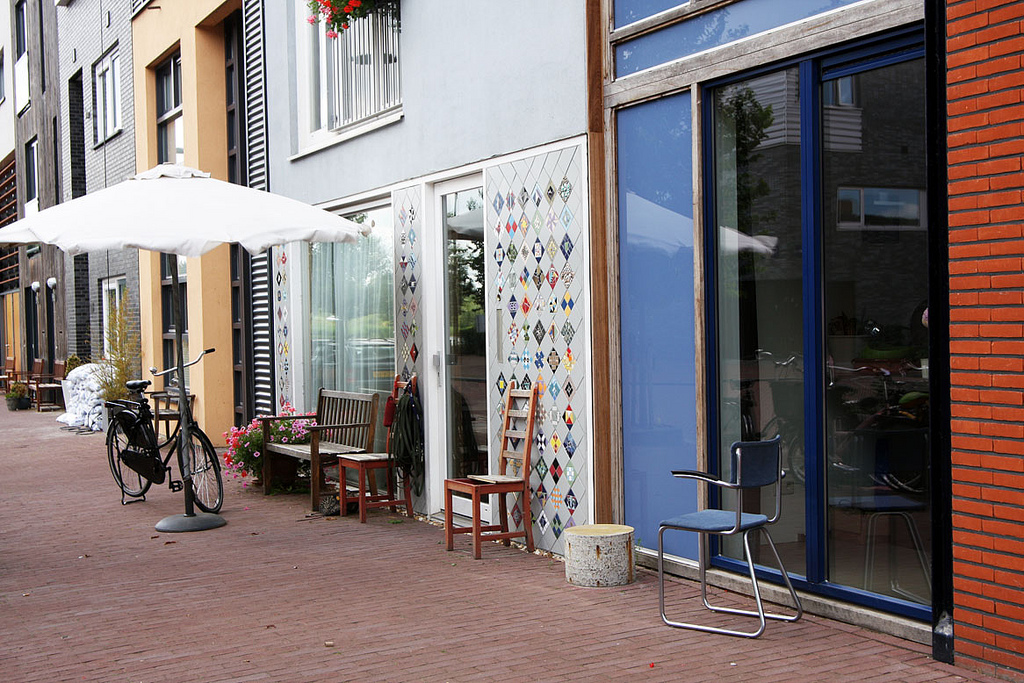 IJburg street