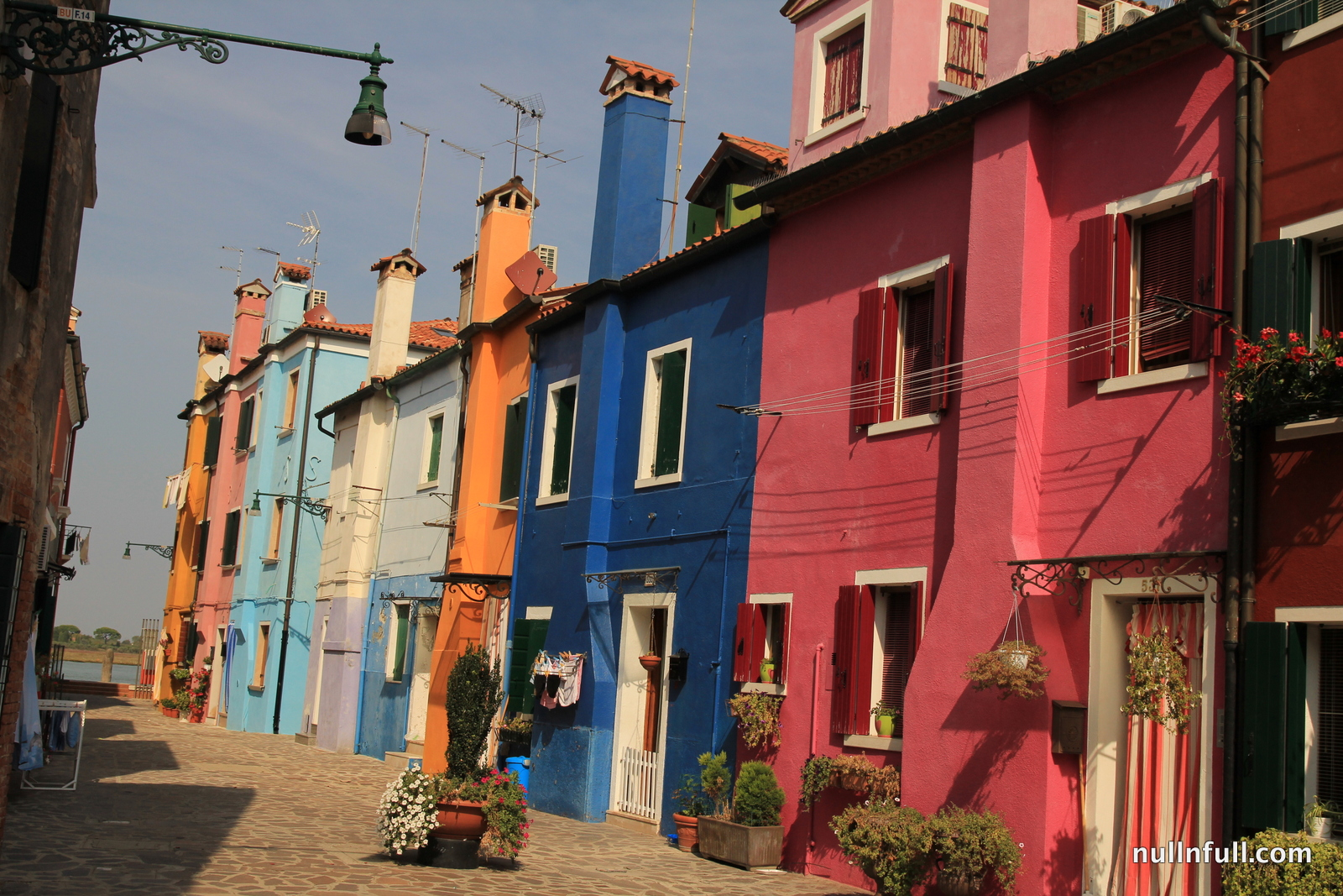 Burano, the most colorful island in Italy