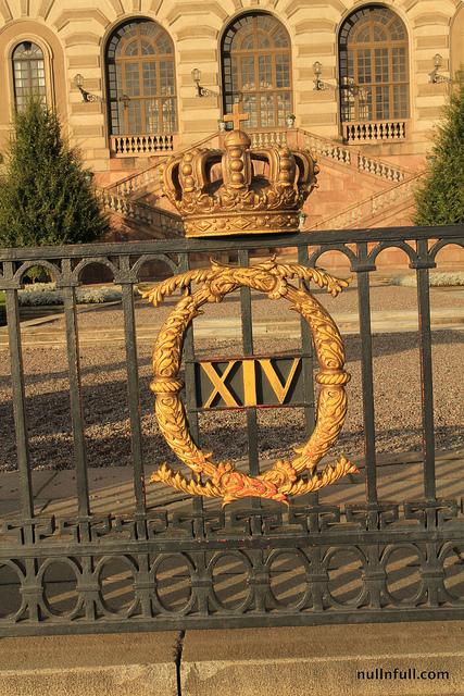 The royal logo