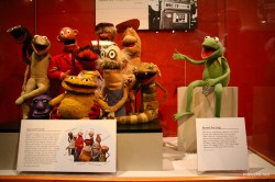 Puppets in National Museum of American History