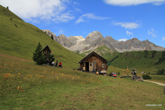 How to get to the paradise? – Dolomites!