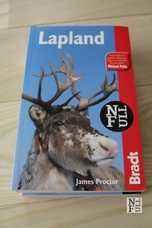 Lapland with Null&Full Sticker