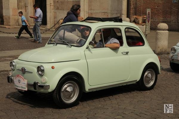 Car in Ferrara