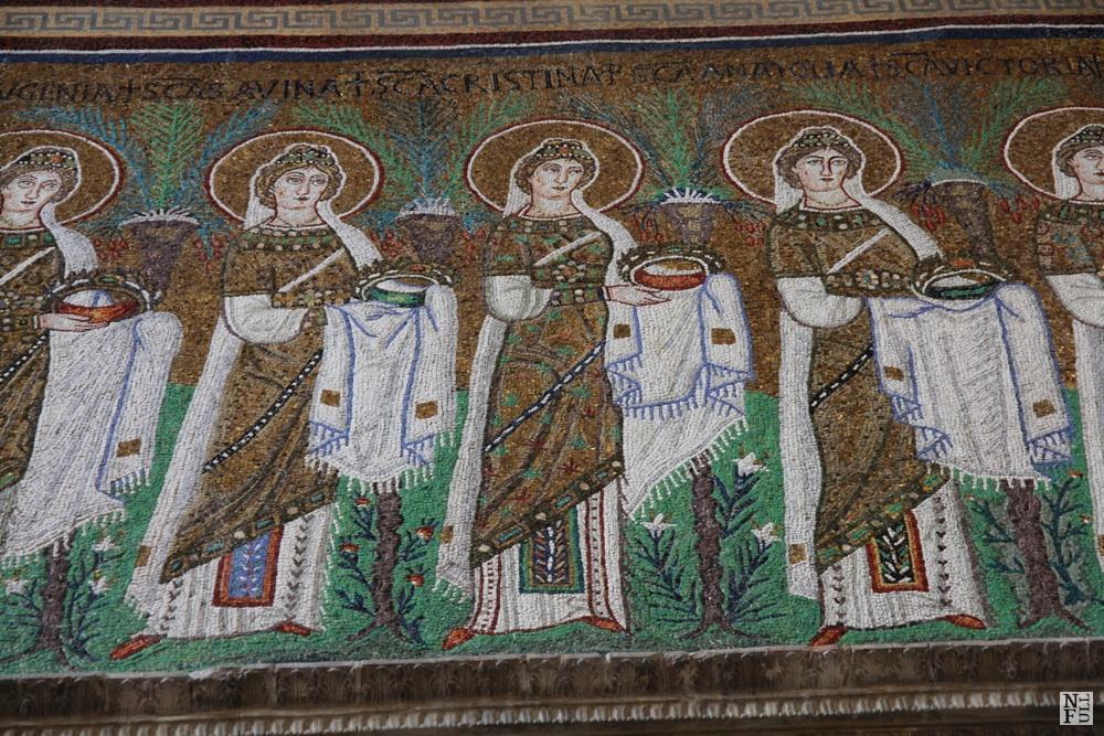 Ravenna, Basilica di S. Apollinare Nuovo