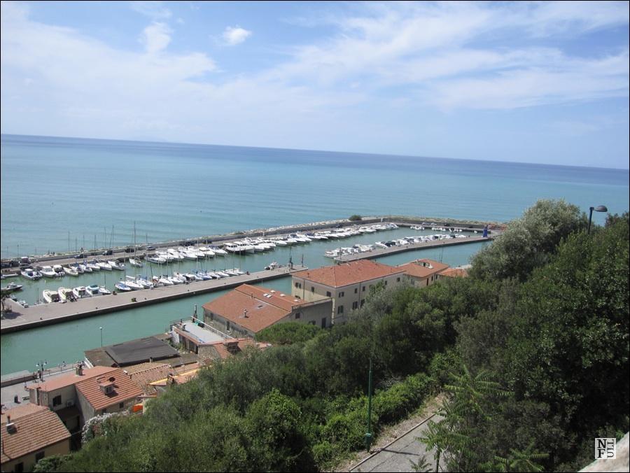 Castiglione della Pescaia, the local marina