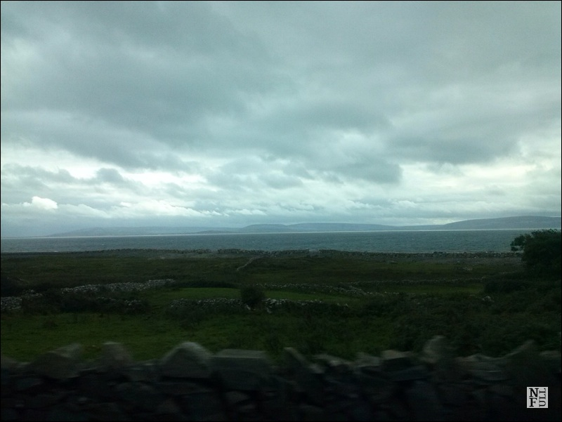 Rainy days in Galway