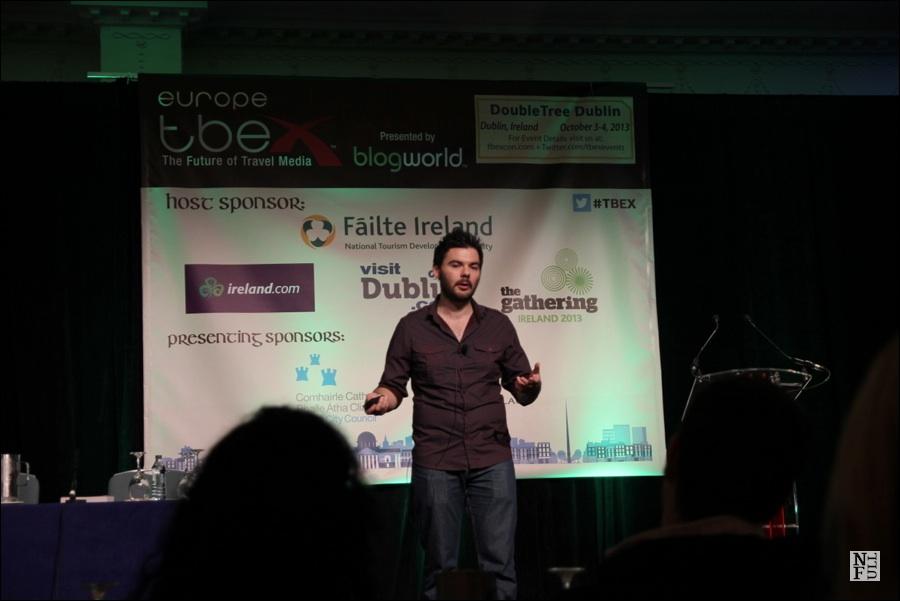 Tbex conference speaker