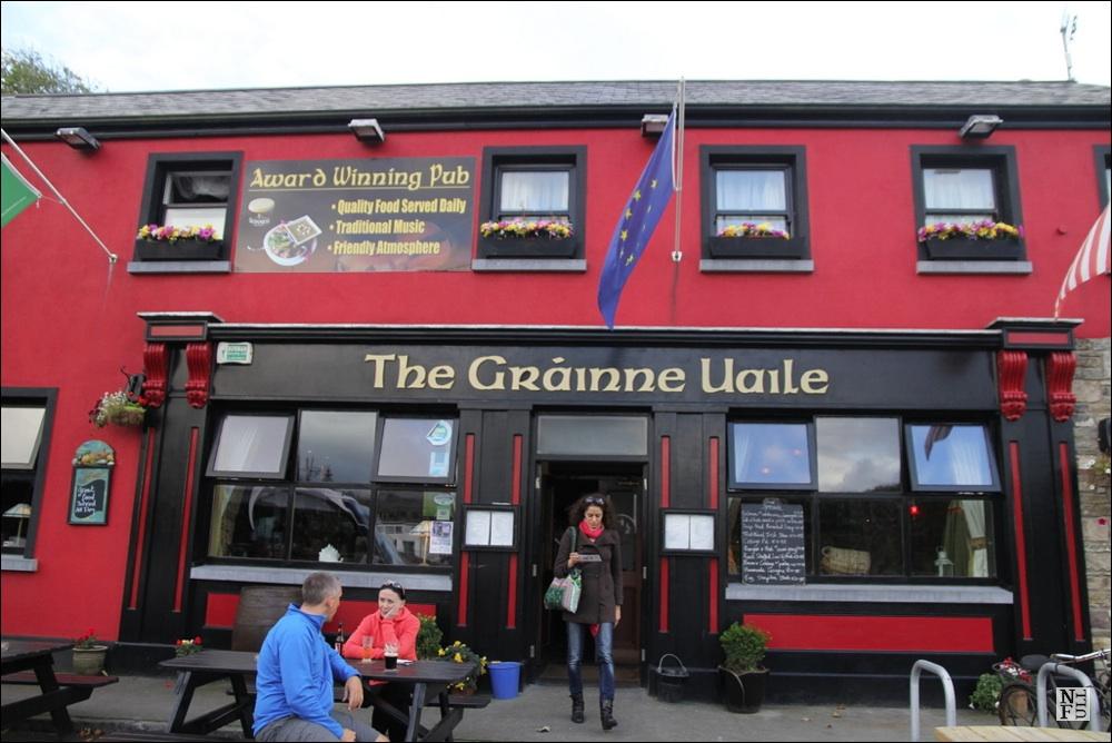 Grainne Uaile Newport pub
