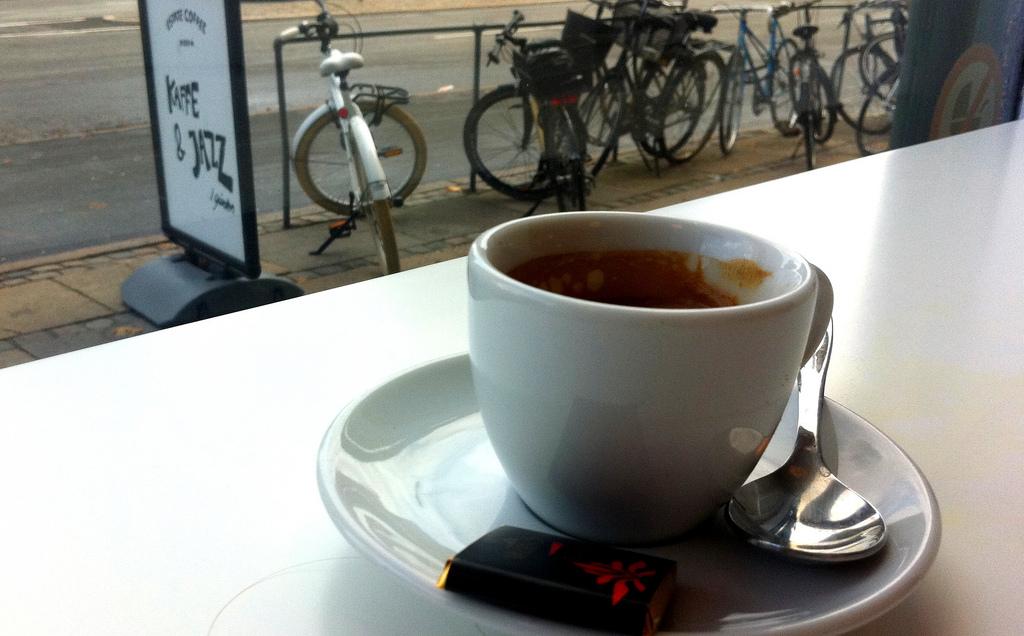 flhost - Estate Coffee, Gammel Kongevej 1