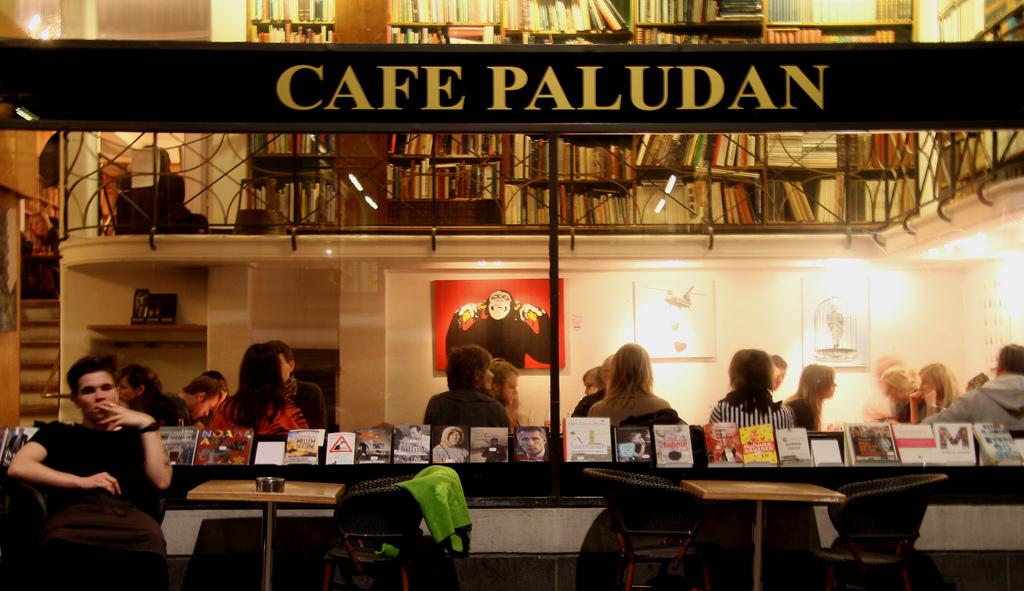 Missusdoubleyou - Cafe Paludan