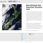 New Zealand timeline