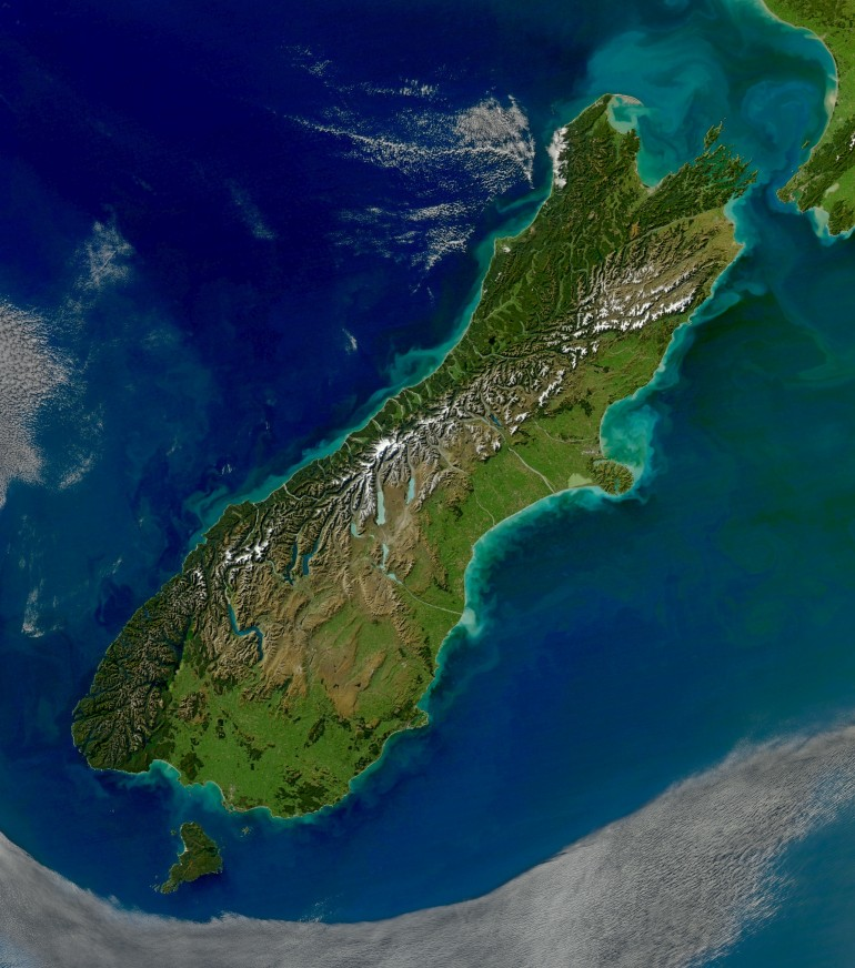New Zealand The Land Of The Long White Cloud Null Amp Full