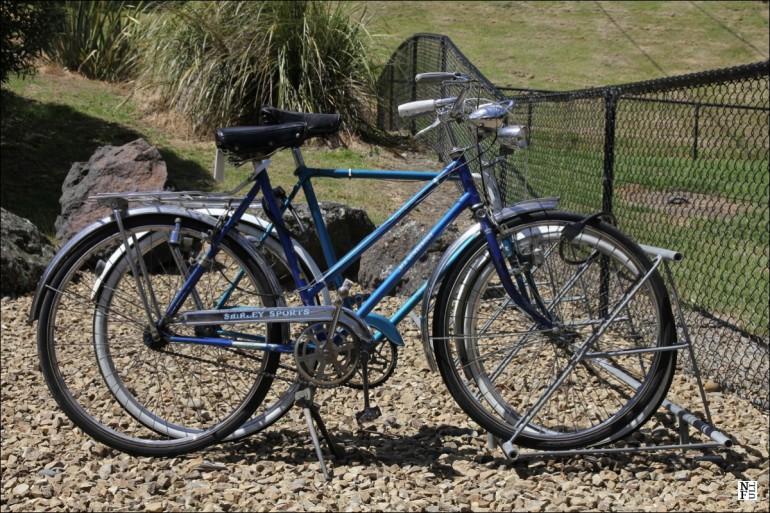 Christchurch by bike
