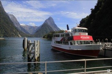 Milford Sound Is A Must!