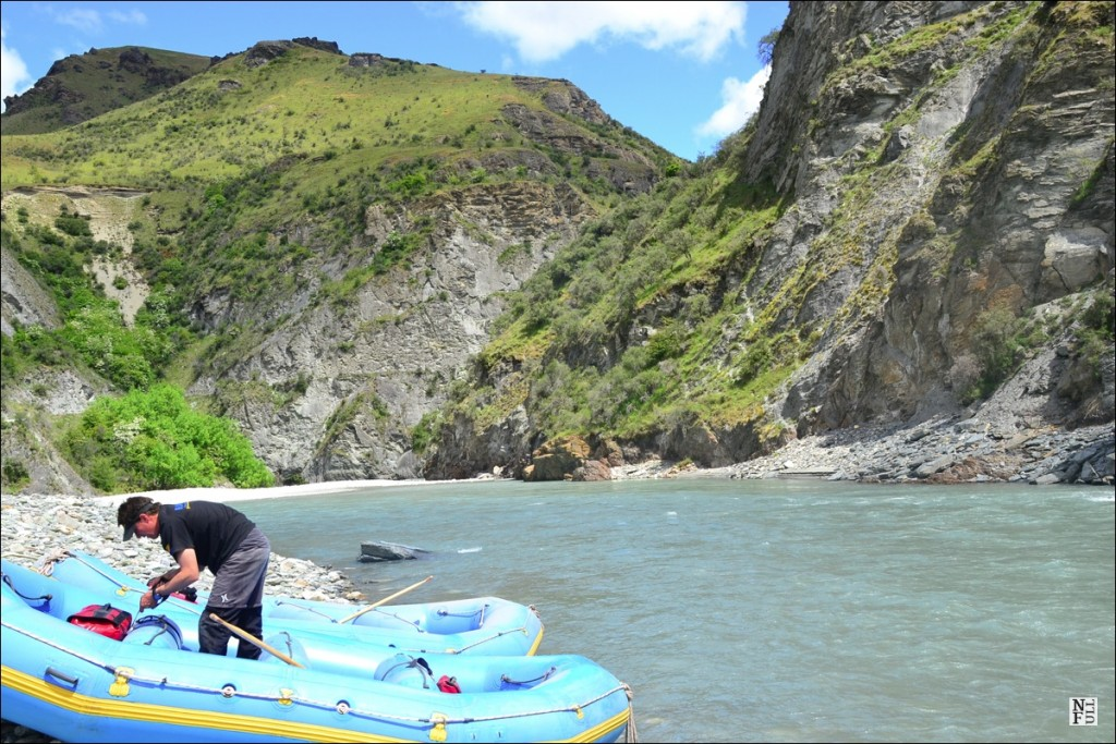 Queenstown Rafting Shotover River
