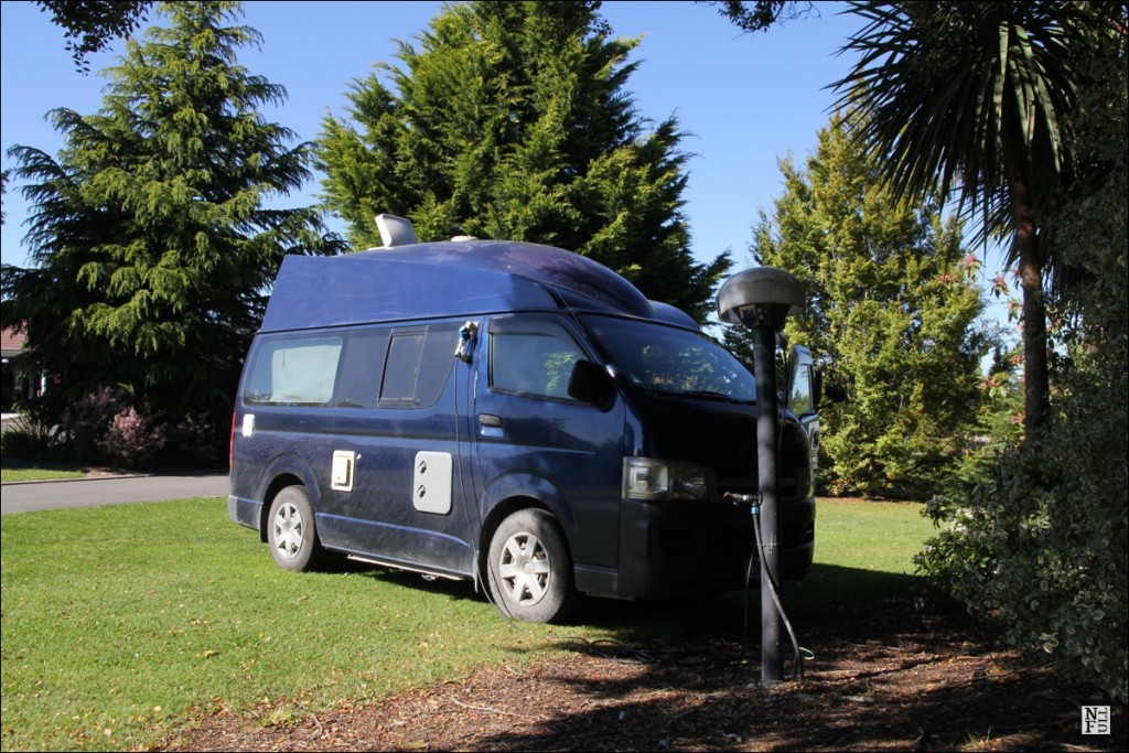 Te Anau Camping Grounds