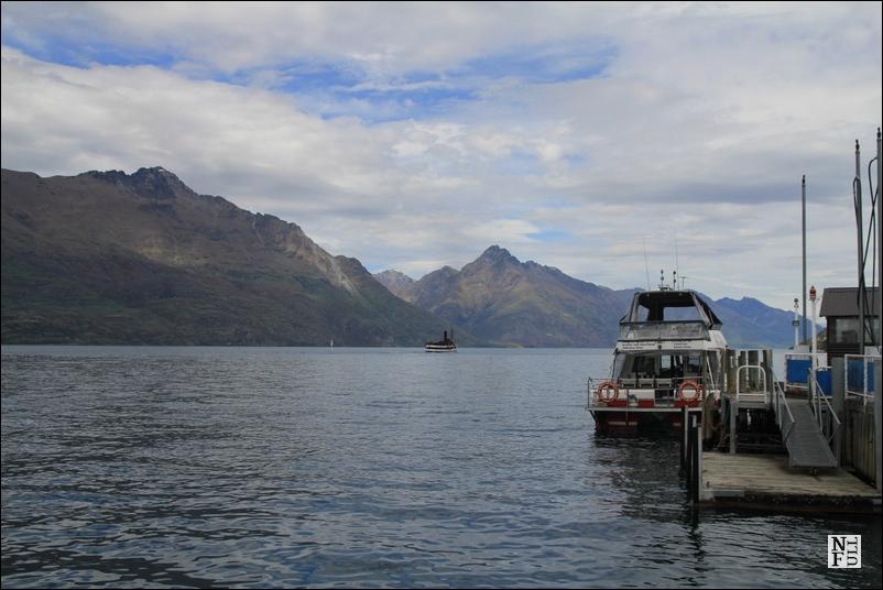 Queenstown lake: Wakatipu