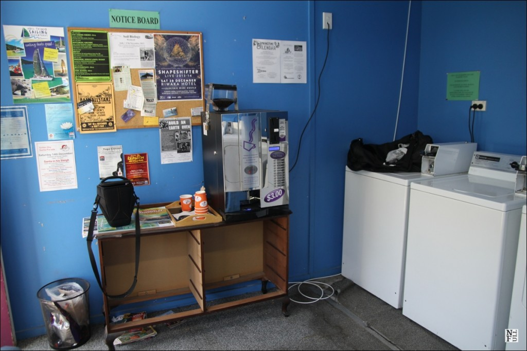 Laundry facilities in Takaka