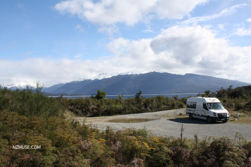 Camping in NZ by http://nzmuse.com/