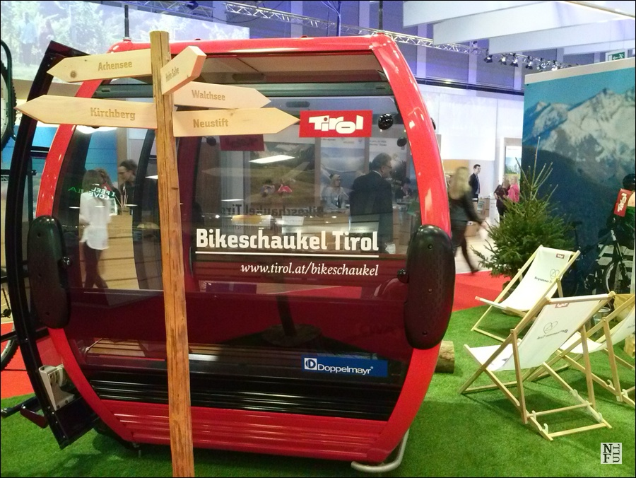 Tirol Stand at ITB Berlin