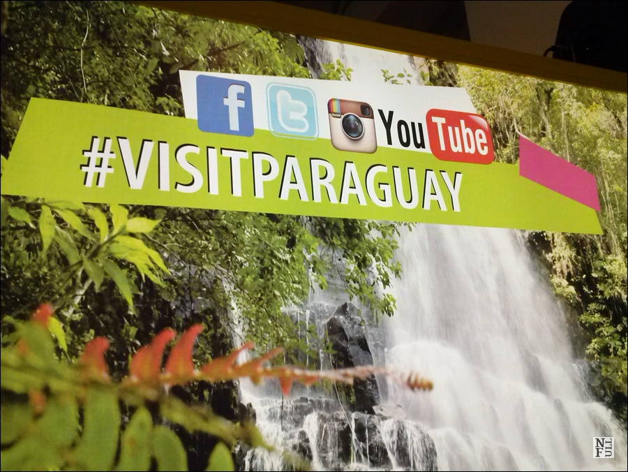 Paraguay Stand at ITB Berlin