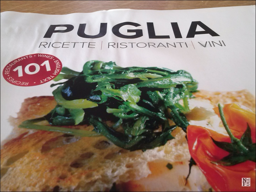 Cook Book from #WeAreInPuglia ITB Berlin