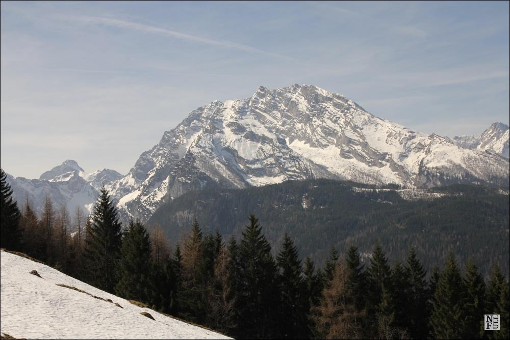 Watzman seen from Strubalm valley