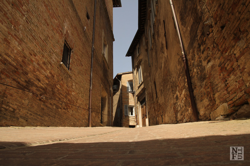 Up and down: all about Urbino, Marche, Italy