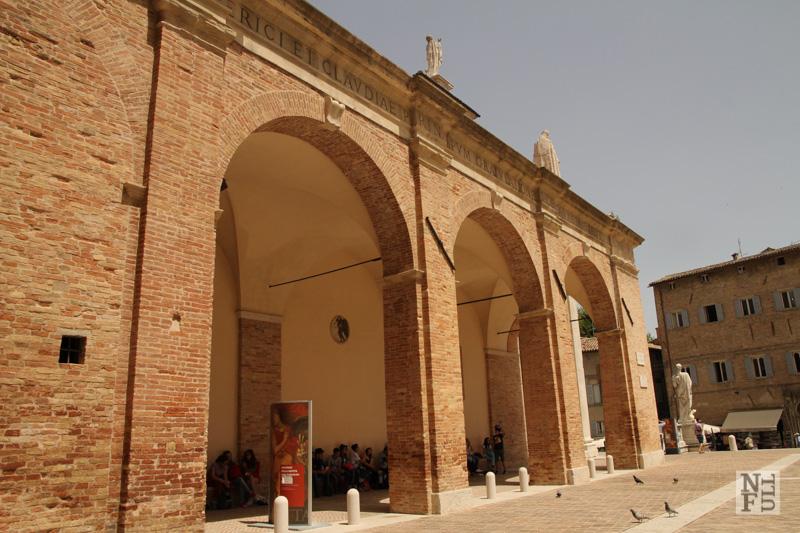 Urbino City Center, Marche, Italy