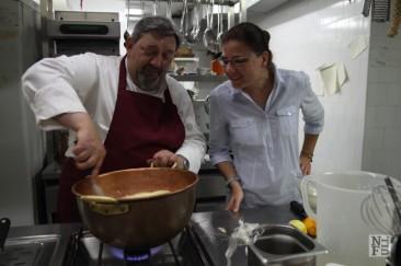 Cooking Lesson: Antico Furlo