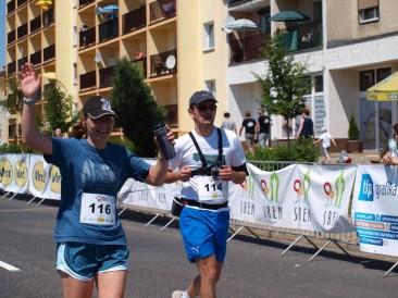 Half marathon done! Full marathon to go!