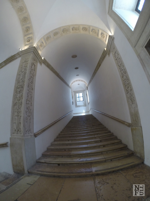 Interiors of Palazzo Ducale, Urbino, Marche, Italy
