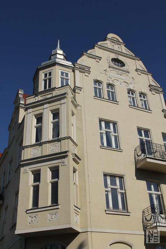 Mickiewicza Street, Poznan, Poland