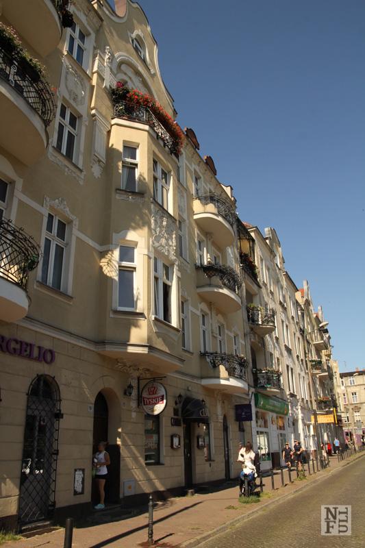 Jezycki Square, Poznan, Poland
