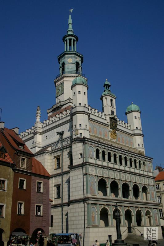 City Hall, Poznan, Poland