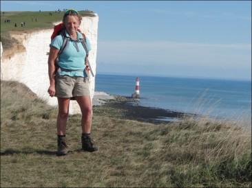 4 Marathons in 4 days: Meet Jenny