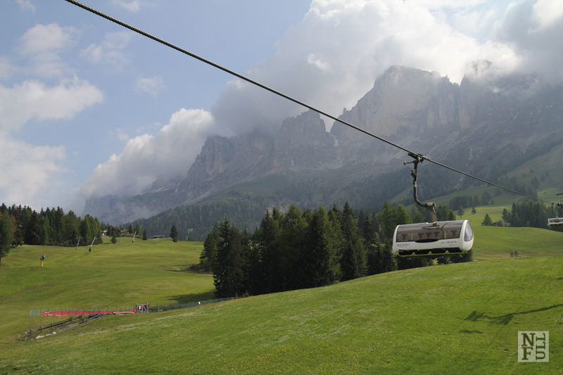 Dolomites out of season