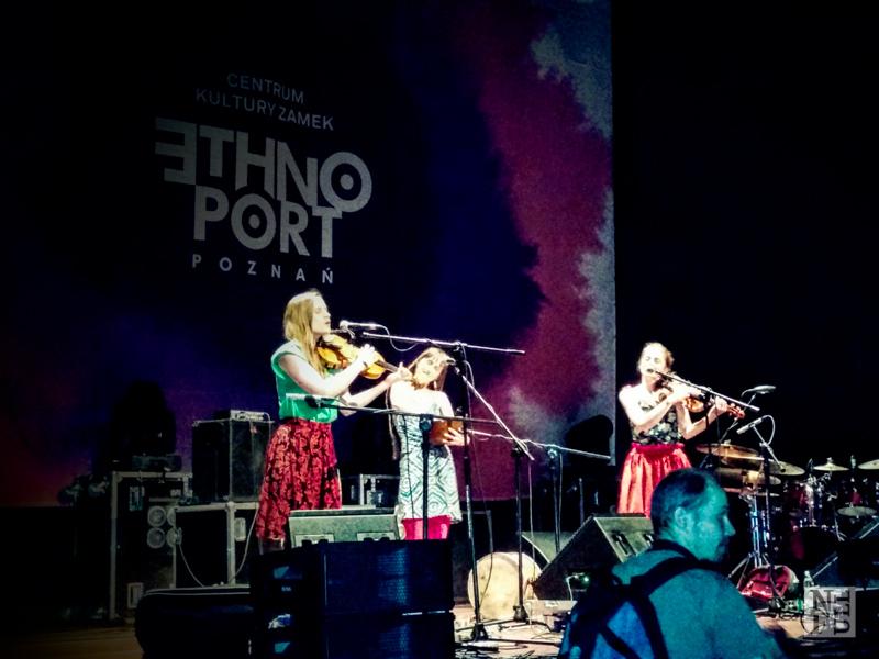 Traditional Polish music by Sutari. Ethnoport, Poznan, Poland.