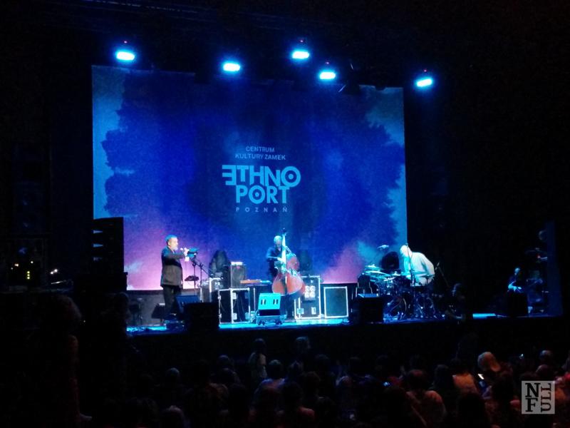 Sefardix Trio. Ethnoport, Poznan, Poland.