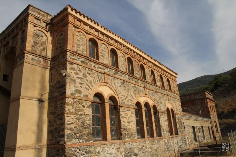 Montevecchio Mine.