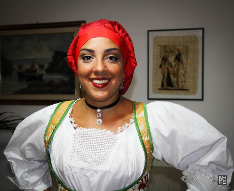 Traditional Costume of Sardinia