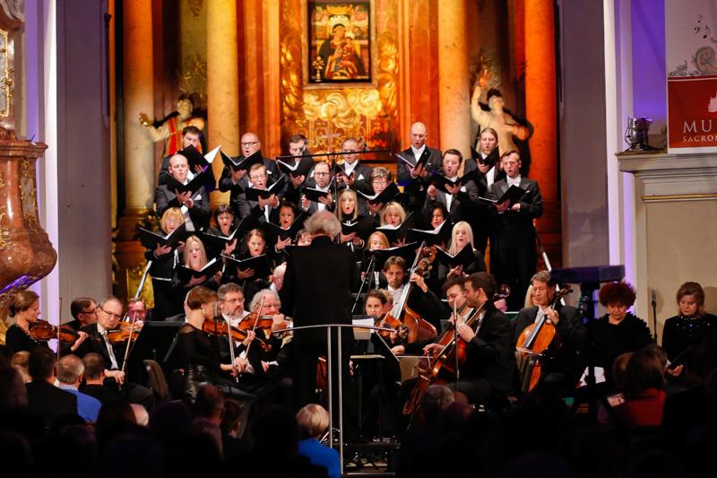 Musica Sacromontana: a music festival