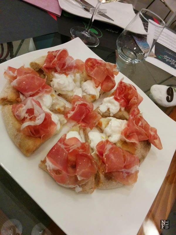 Con Basilico nel Cuore, gourmet pizza, Forli, Italy