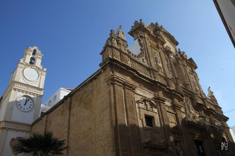 Basilica Sant'Agata, Gallipoli, Puglia, Italy