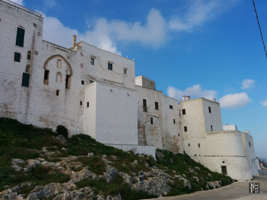Ostuni, the white city, Puglia, Italy
