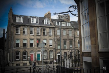 It's not ALL about whisky: Edinburgh, a weekend retreat