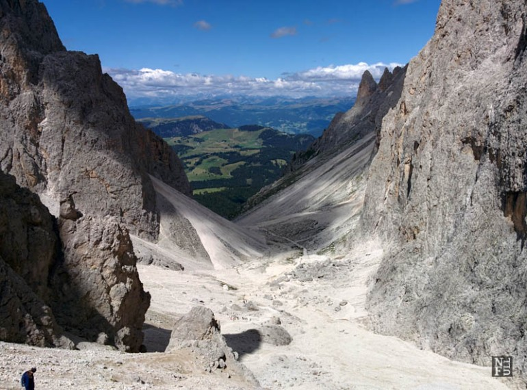 The Dolomites, an adventure