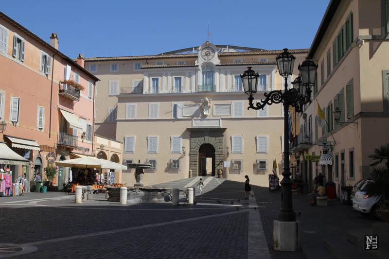 Castel Gandolfo, Italy
