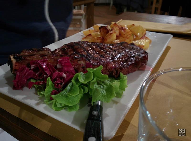 Food of Valpolicella, Osteria del Bugiardo, Italy